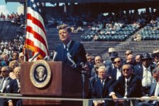 100 anni dalla nascita di JFK a Maggio 2017. Festeggiamenti a Boston