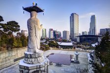 struttura aziendale della corea del sud
