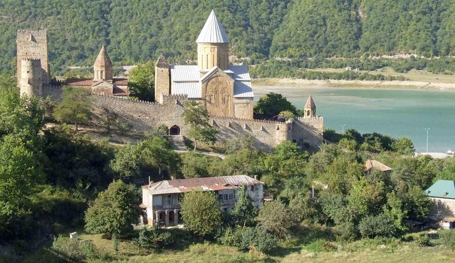 geo22m Castello di Ananuri