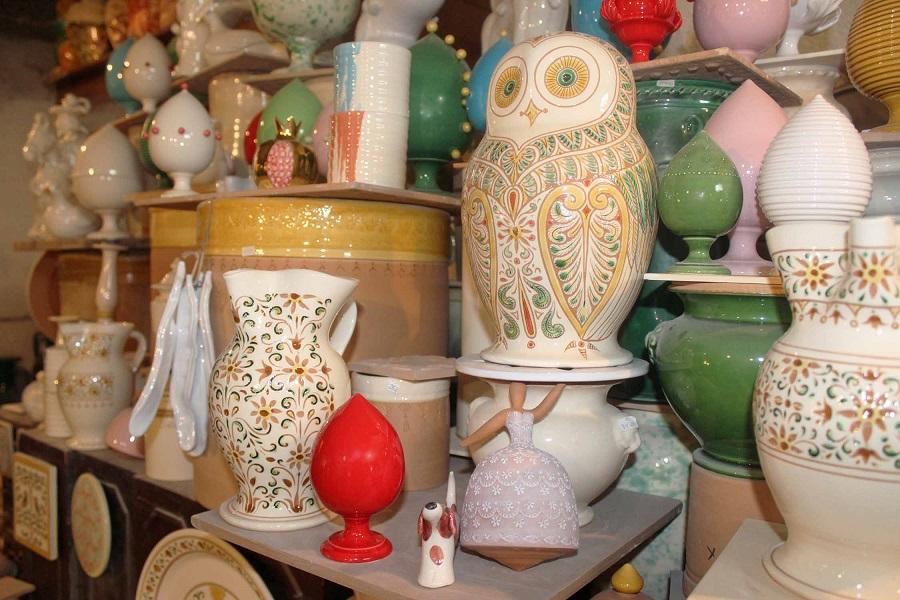 tar14m Grottaglie, ceramica