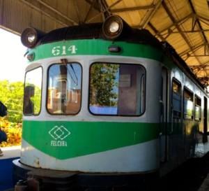 Treno a Cuba