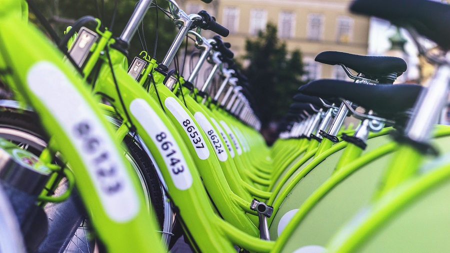 Bike Sharing Travel For Business