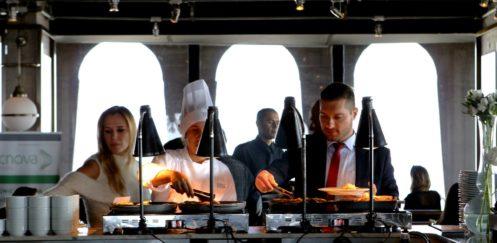 Quanto è importante la scelta di un ristorante per il viaggiatore d'affari?