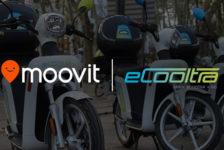 Soluzioni per la mobilità evoluta e multimodale: accordo eCooltra e Moovit
