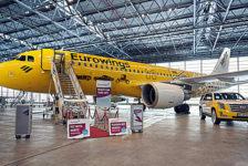 Trasferimento al Gruppo Zeitfracht: Eurowings assicura il futuro di LGW