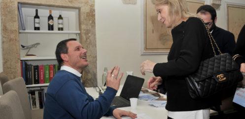 "Fabio Zinanni e i suoi ""Viaggi Pindarici"""
