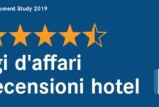 Recensioni on line, sempre più importanti per i viaggiatori d'affari, anche in Italia