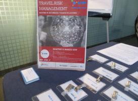 Come identificare i rischi per i dipendenti in viaggio. L'evento sul Travel Risk Management per i Travel Manager