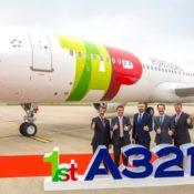 Italia strategica nei piani di crescita di TAP Air Portugal