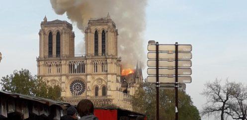 Cosa insegna l'esperienza di Notre Dame ad un Travel Manager?