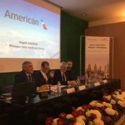 American Airlines e Aeroporto Guglielmo Marconi di Bologna annunciano il nuovo volo diretto per gli Stati Uniti d'America