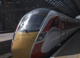 Nuovi treni sulla linea principale della costa orientale della Gran Bretagna