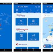 App gratuita per la sicurezza dei viaggiatori d'affari