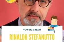 Premio TFB Author Plus: Rinaldo Stefanutto