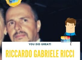 Premio TFB Author del mese: Riccardo Gabriele Ricci