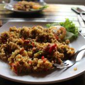 Cosa mangiare durante un viaggio d'affari in Indonesia?