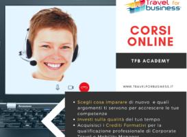 Corso Online: Viaggiare sicuri e consapevoli: business travel – security awareness