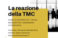 Come le TMC hanno supportato i Travel Manager per l'emergenza Coronavirus