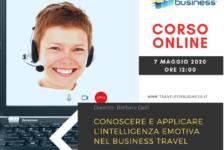 Corso online: Conoscere e applicare l'intelligenza emotiva nel business travel