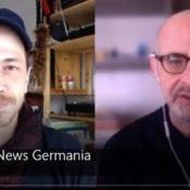 Coronavirus – Video intervista Berlino