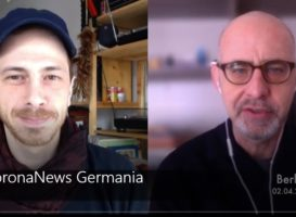 Coronavirus – Video intervista Berlino