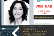 WEBINAR: L'approccio interculturale per il travel manager