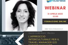 WEBINAR: L'approccio interculturale per il travel manager