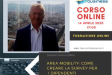 CORSO ONLINE – I 5 step di un progetto di mobilità. Fase 1: questionario per il PSCL