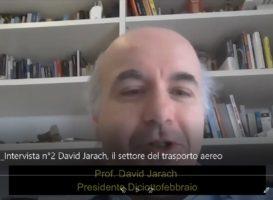 Le previsioni ultime per il futuro del trasporto aereo. Intervista a Prof. David Jarach
