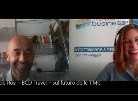 Video Intervista a Davide Rosi: Quale sarà il modello di business delle TMC – Travel Management Company dopo il Covid-19