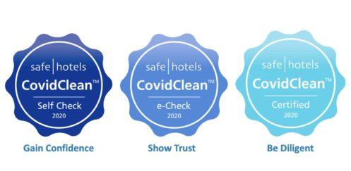 Riapertura hotel: igiene e sicurezza al primo posto con la certificazione CovidClean