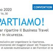 Business Travel: è ora di ripartire