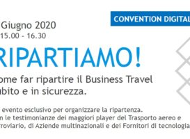 Business Travel: è ora di ripartire