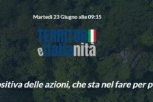 Venti destinazioni italiane assieme per ripartire