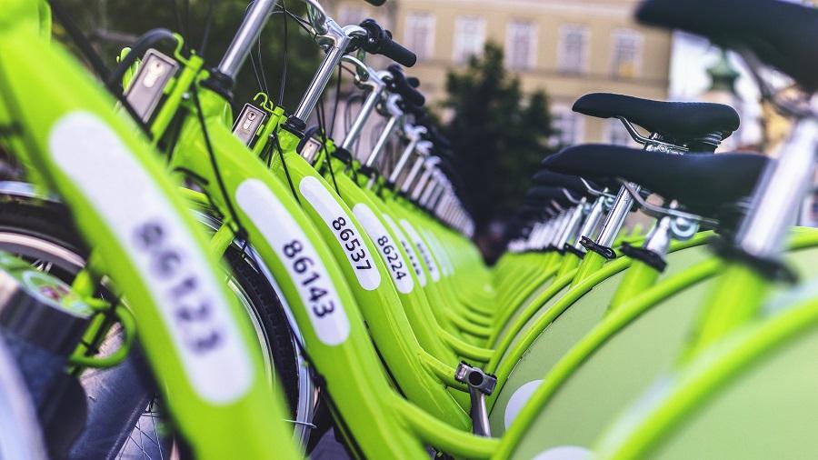 Bike Sharing Travel For Business