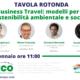 Business Travel: modelli per la sostenibilità ambientale e sociale