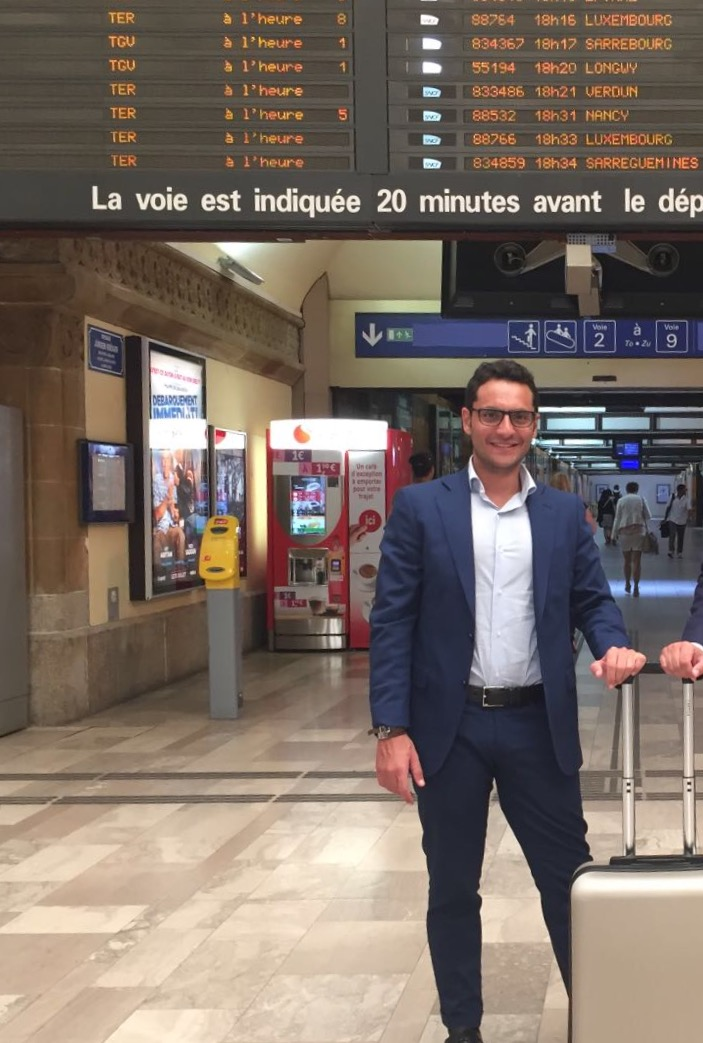 Giuseppe Bonavolonta Travelforbusiness