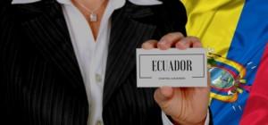 pratiche di business in ecuador etichetta