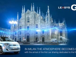 LeasysGo a Milano